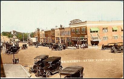 Sedan, Kansas, Early 1900s