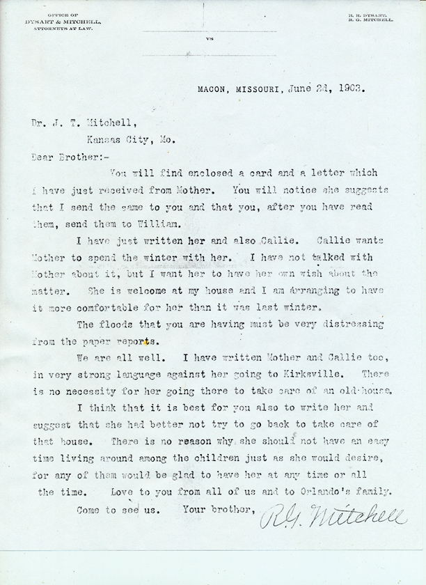 mitchell_rg_letter_1903