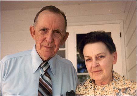 Lloyd and Dorothy McKenney in Carthage
